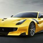Компания Ferrari «зарядила» суперкар F12berlinetta
