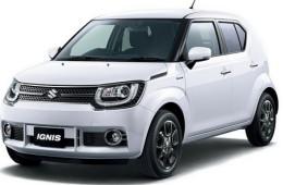Suzuki возродит модель Ignis в виде компактного кроссовера