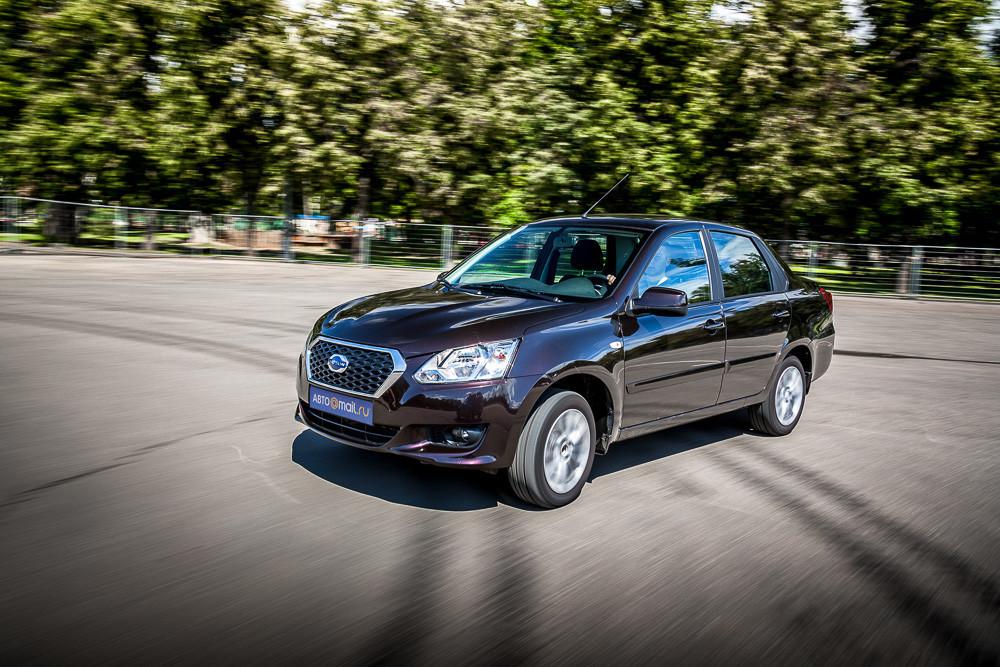 Datsun on-DO теперь стоит дороже 400 тысяч рублей