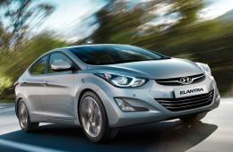 Hyundai Elantra начали собирать в России
