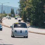 Полиция остановила беспилотник Google за медленную езду