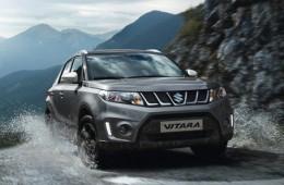 Турбированный Suzuki Vitara приедет в Россию весной