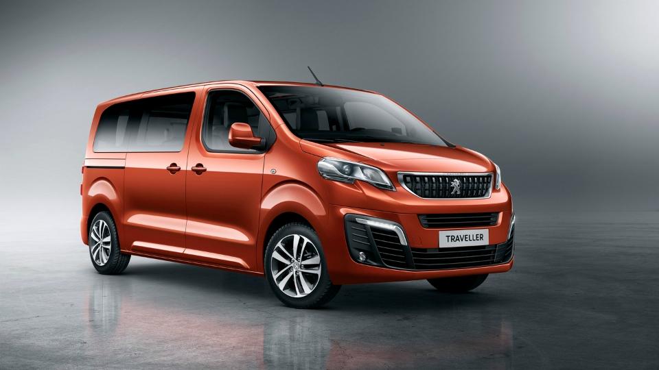 Peugeot, Citroen и Toyota выпустили совместный минивэн