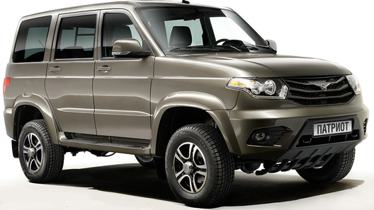 Автомобили «УАЗ» подорожают с 1 января