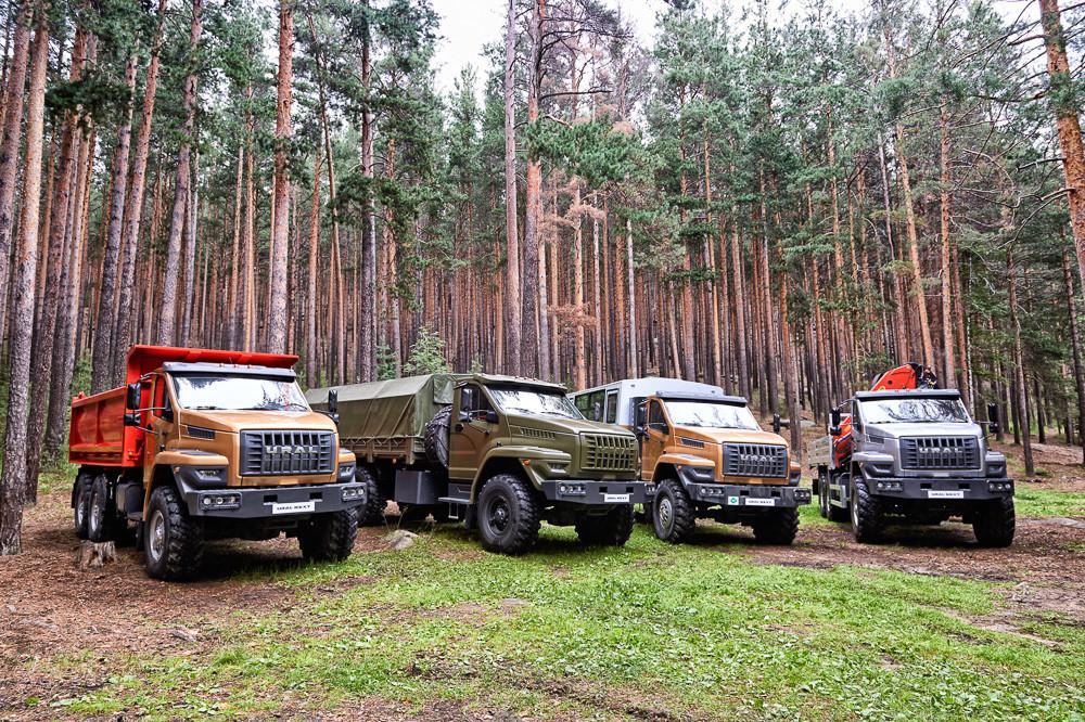 Новый грузовик «Урал-Next» будет продаваться по цене старого