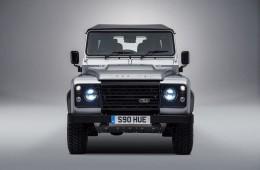 Уникальный Land Rover Defender продали за 549 000 евро