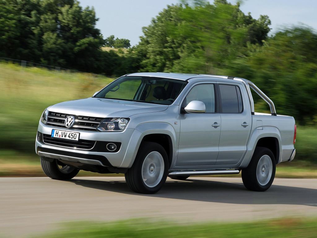 Volkswagen Amarok наконец-то обновится