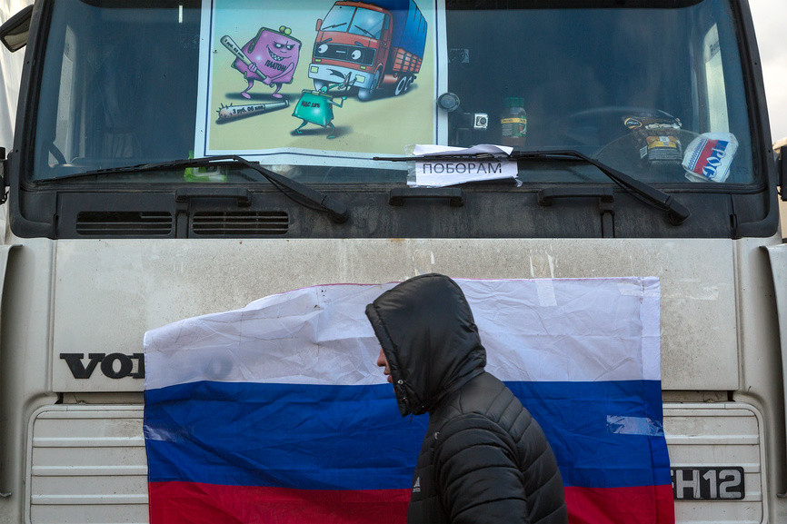 Путин: нужно быстрее отменять транспортный налог