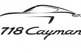 Porsche Boxster и Cayman назовут по-новому