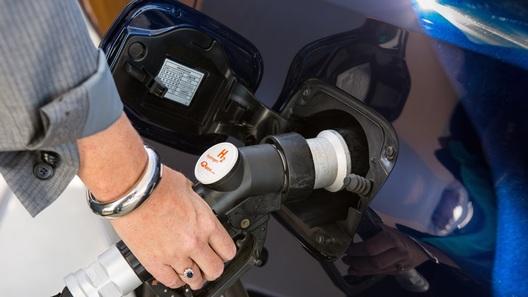 Toyota потратится на «водородные» заправки в Калифорнии