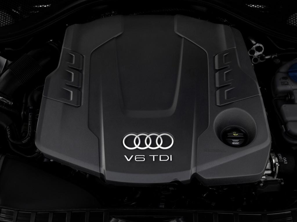 Дизельные Audi покидают Россию