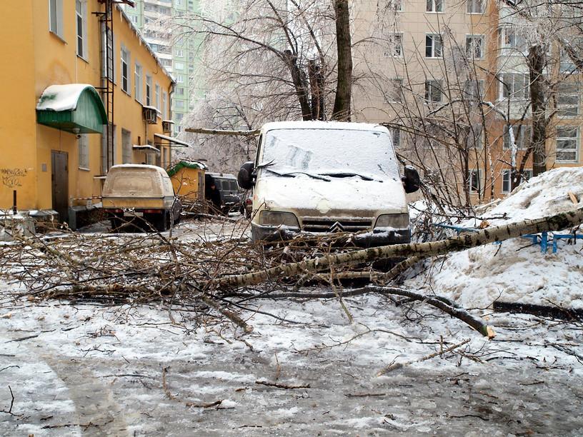 Московским водителям сделали предупреждение