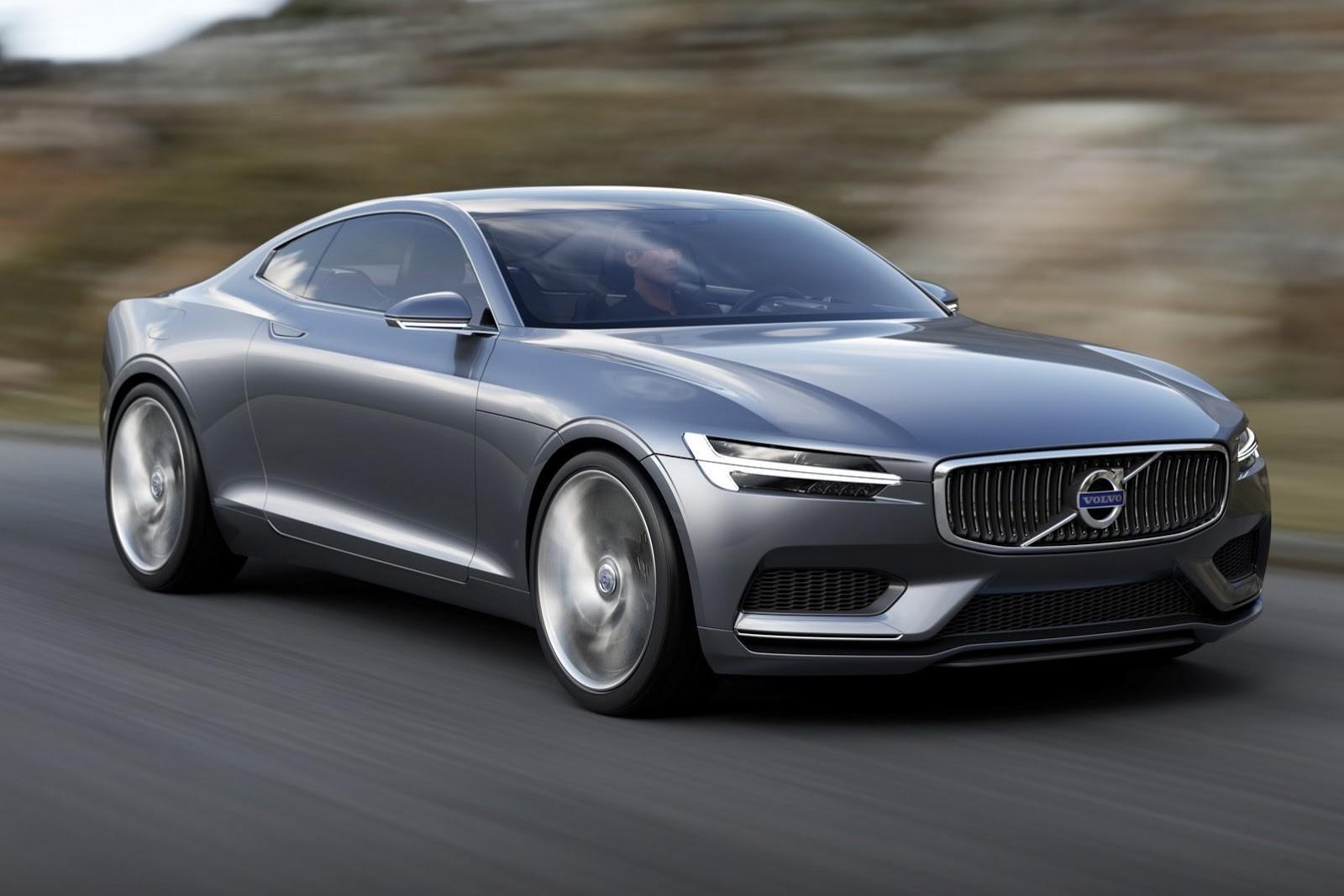 Новая Volvo S90 получит версию купе