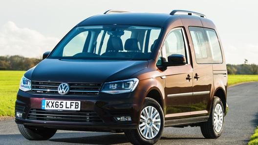 Volkswagen отзывает на ремонт более 2 тысяч российских Caddy