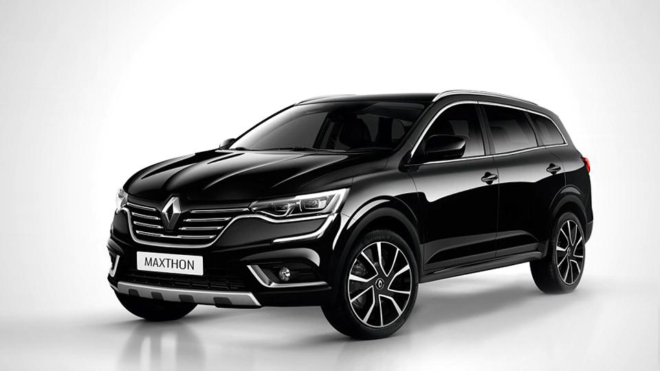 Французы узнали название преемника Renault Koleos