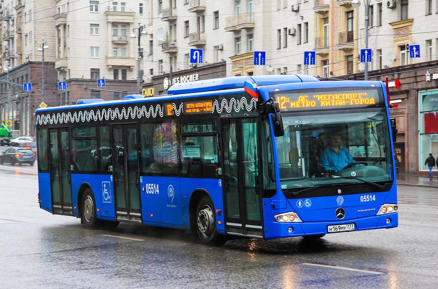 В московских автобусах будет играть Бетховен