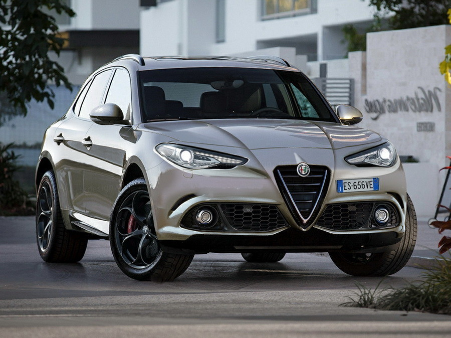 Alfa Romeo сделает сразу три кроссовера