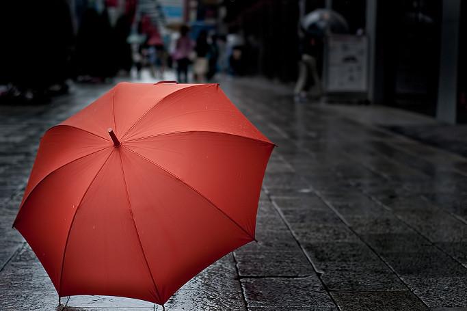 Зонты. Эволюция зонтов в жизни человека