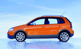 Тест-драйв Volkswagen CrossPolo