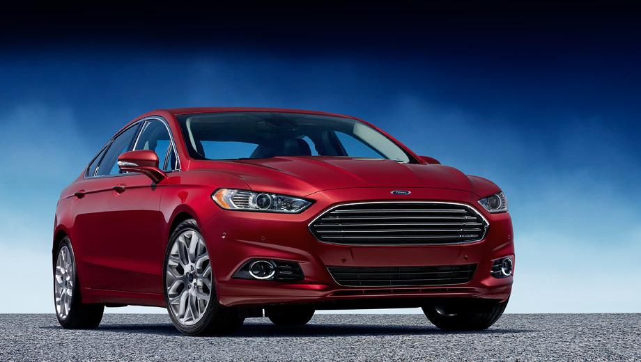 Ford Mondeo нового поколения: солидное и скоростное решение для российских дорог
