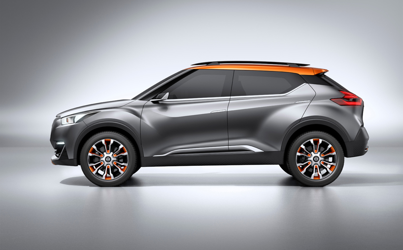 Nissan Kicks: паркетник со смелым дизайном и привлекательной ценой