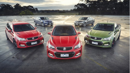 Австралийская марка Holden оказалась на грани забвения