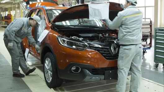 Renault открыла первый завод в Китае
