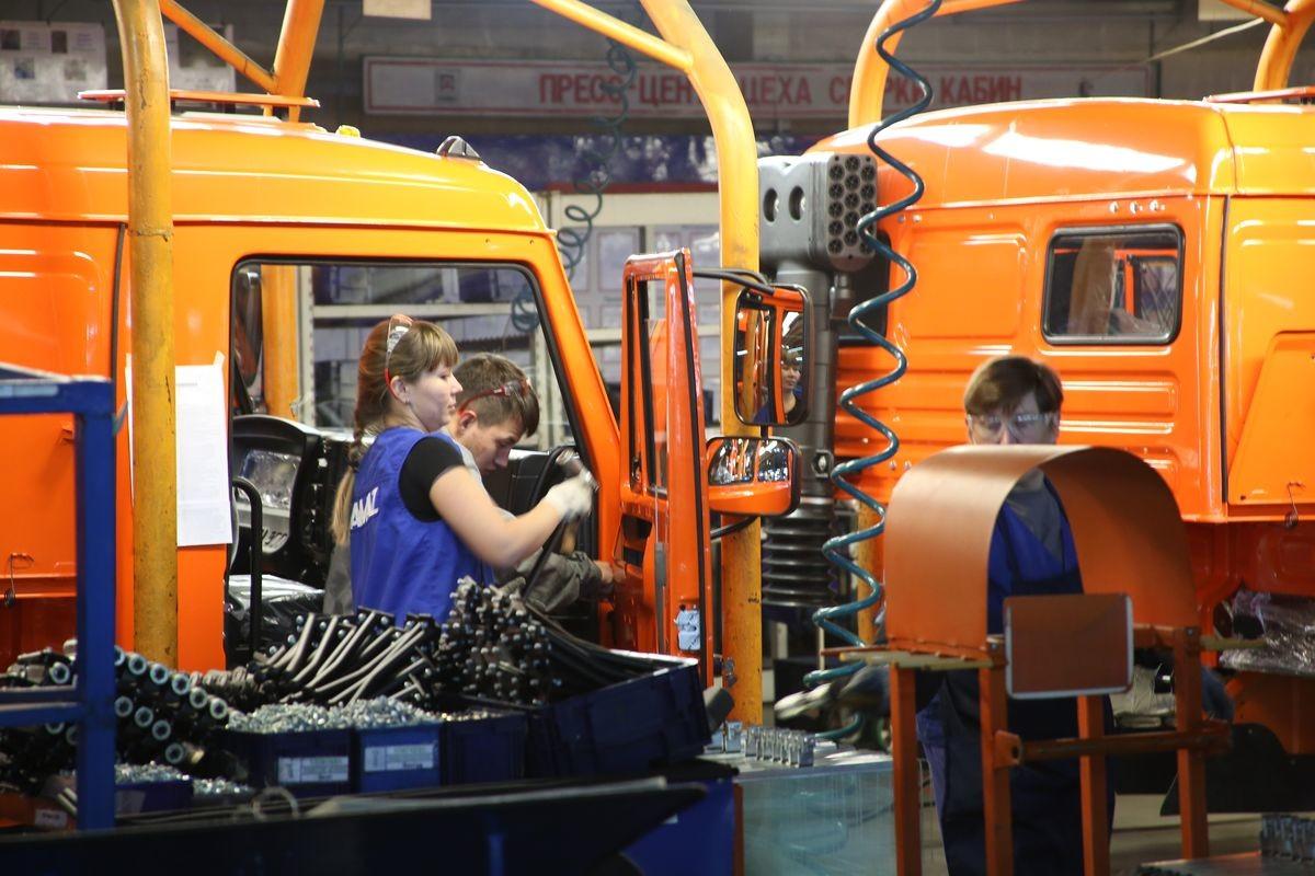 Автомобили КамАЗ будут собирать в еще одной стране