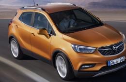 Opel обновил свой компактный кроссовер
