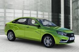 Lada Vesta получит еще один мотор и расширенную комплектацию