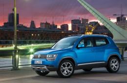 Volkswagen отказался от выпуска очень маленького кроссовера