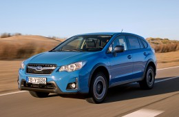 Обновленный Subaru XV появится в России в марте