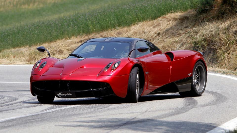 Экстремальная версия Pagani Huayra получит 830-сильный мотор
