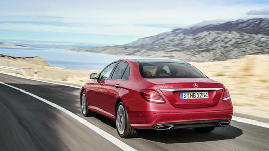 Mercedes E-Класса получит абсолютно новый турбодизель