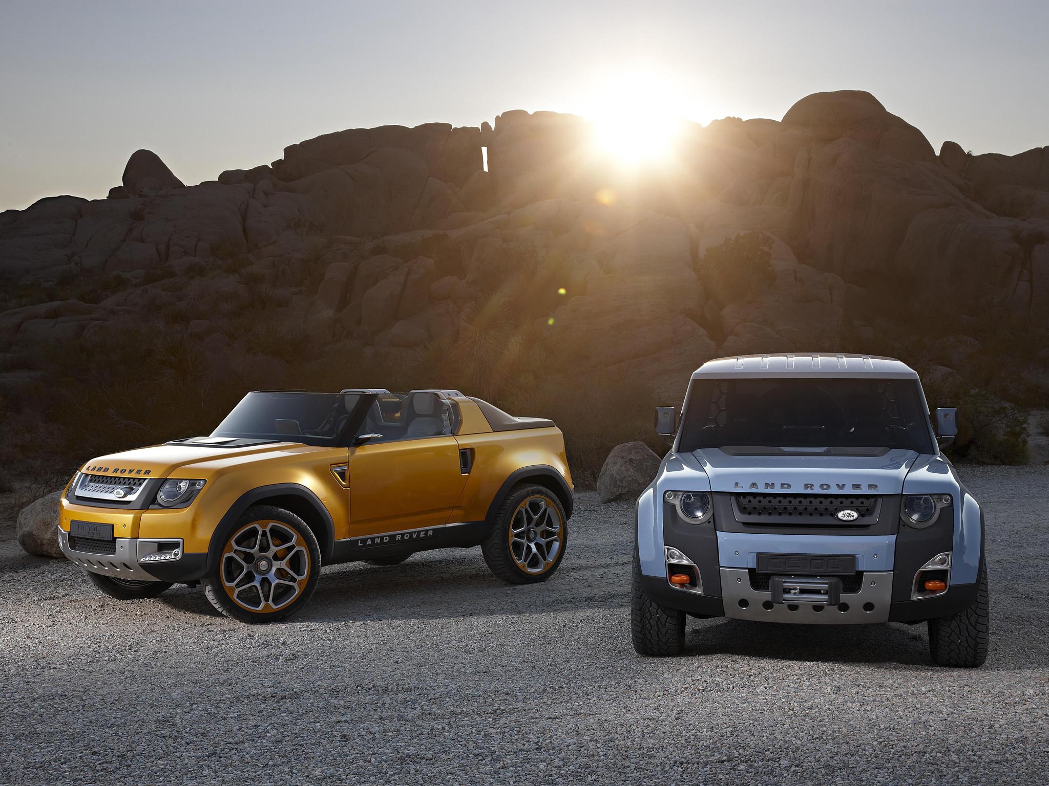 Новый Land Rover Defender будет не таким, как обещали
