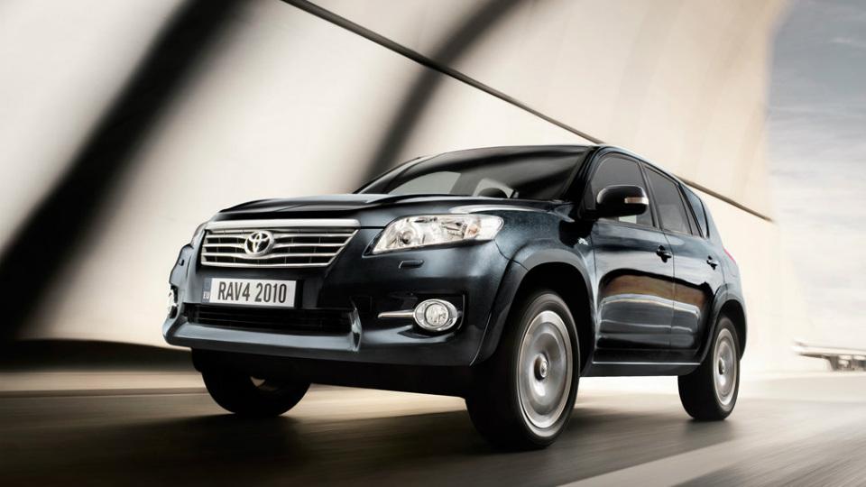 Toyota отзовет 3 миллиона RAV4 по всему миру