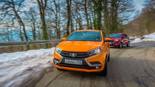 «АвтоВАЗ» возьмется за продвижение бренда Lada в Европе