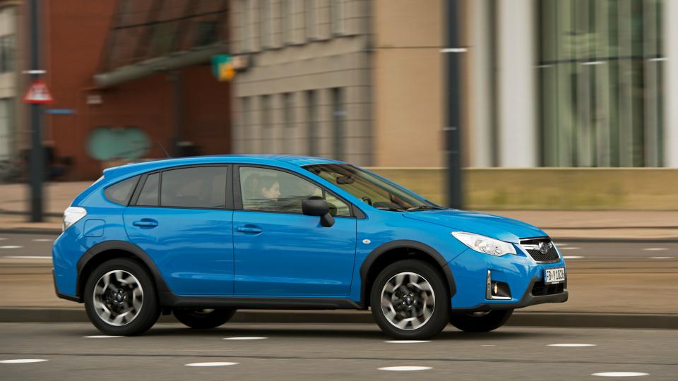 Обновленный Subaru XV оценили в 1,6 миллиона рублей