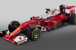 Ferrari добавила белый цвет в раскраску нового болида Формулы-1