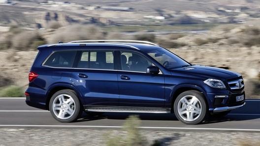 Mercedes-Benz отзывает в России больше 1000 вседорожников