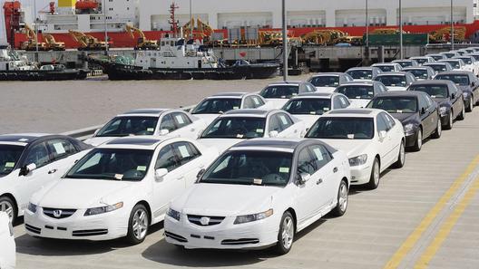 Автомобильный рынок Китая поставил новый рекорд