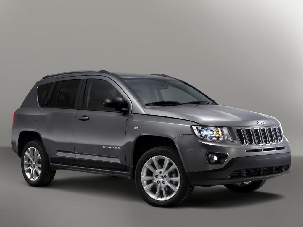 Jeep Compass покинул российский рынок