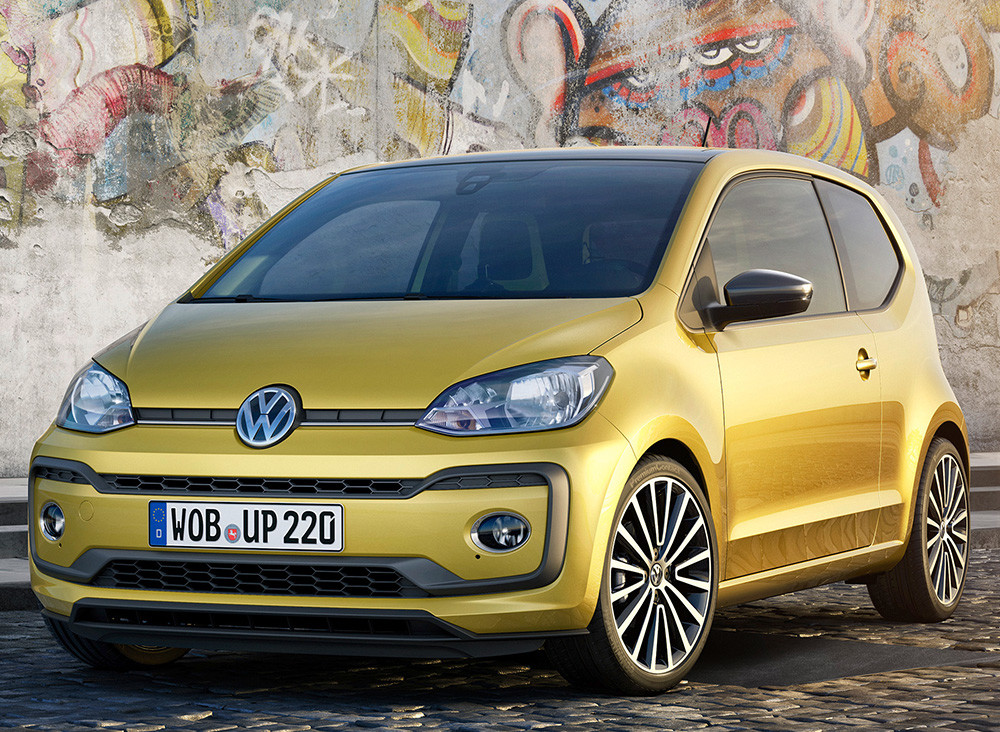Дешёвый Volkswagen обновился в Женеве