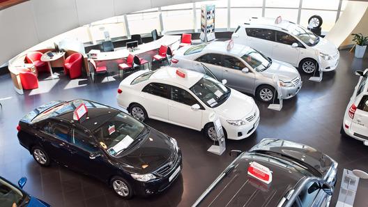 Март ознаменовался очередным ростом цен на автомобили