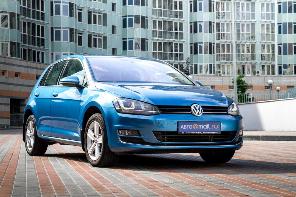 Автомобили Volkswagen и Audi отзовут в России