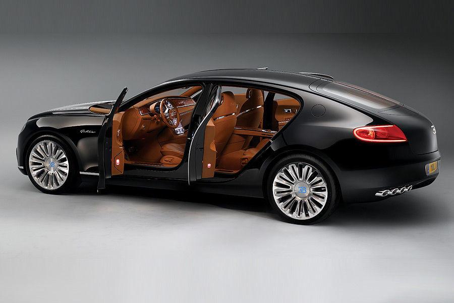 Bugatti может выпустить суперседан