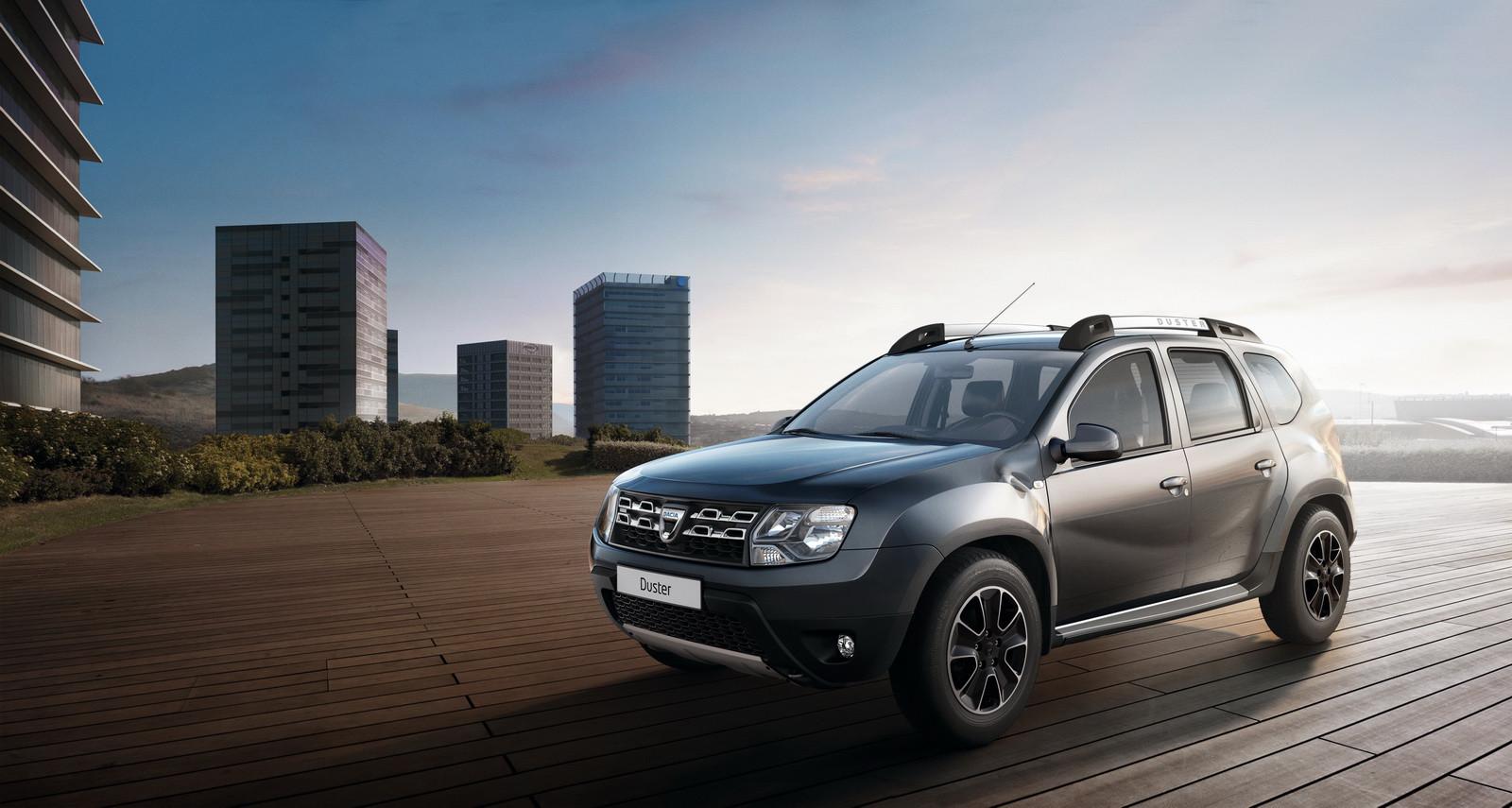 СМИ узнали, когда покажут новый Renault Duster