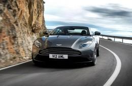 В Женеве дебютировал первый Aston Martin с турбонаддувом