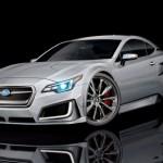 Subaru сделает среднемоторное купе