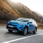 В Санкт-Петербурге начнут сборку Toyota RAV4